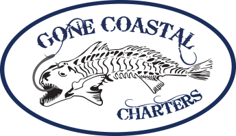 Gone Coastal Charters Logo | Fishing Charter
