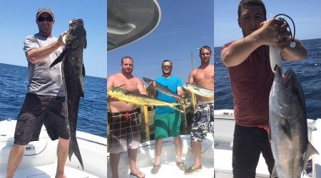 Gone Coastal Charters Fishing Charter